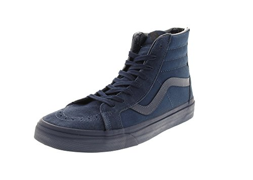 Sk8 Scarpe Blu Sneakers Donna Alte Vans Va33t9jin Ragazza Hi Ragazzo pwqnf