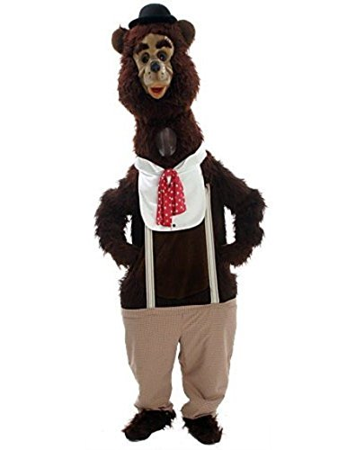 Papa Bear/mama Bear/baby Bear Mascot