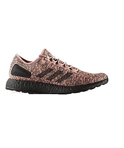 Adidas Performance Mens Pureboost Chaussure De Course Trace Pink / Core Black / Core Black