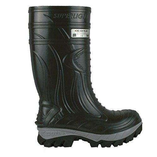Cofra 00040–004.w38Thermic S5HRO CI SRC calzature di sicurezza Taglia 38Nero