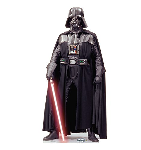 Advanced Graphics Darth Vader Life Size Cardboard Cutout Standup - Star Wars Classics (IV - VI)]()
