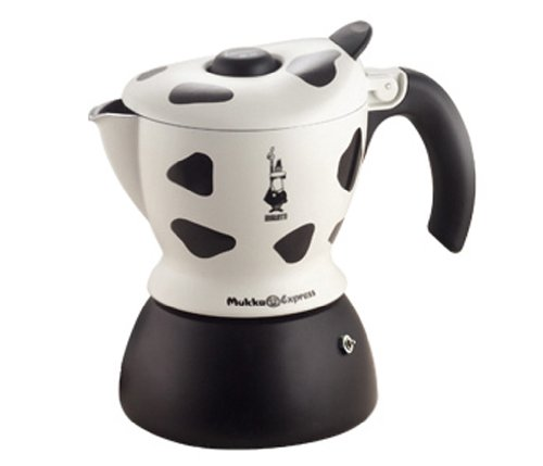 BIALETTI mukka cappuccino Maker # 2 [two for] #53039 by Bialetti