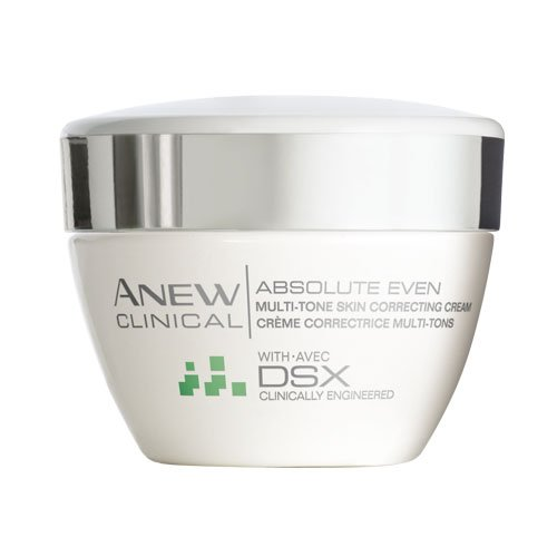 Avon Anew Clinical Absolute Even Multi-Tone Skin Correcting Cream 30 ml