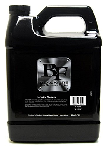 Blackfire Pro Detailers Choice Interior Care (128 oz, Interior Cleaner)