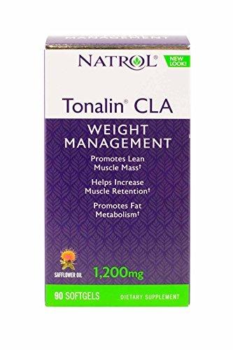 Natrol Tonalin Cla 1200Mg 90 (Natrol Tonalin Cla)