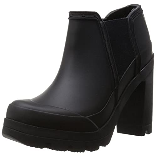 1f967e77 Hunter Original High Heel Women Round Toe Synthetic Rain Boot hot sale
