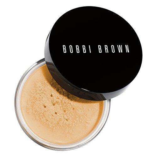 Bobbi Brown Sheer Finish Loose Powder – # 05 Soft Sand (New Packaging) 6g/0.21oz