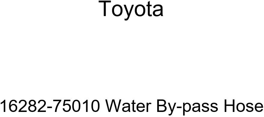 Genuine Toyota 16282-75010 Water By-pass Hose