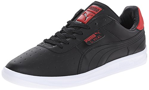 Puma G. Vilas L2 Icon Athletisch Black/High Risk Red