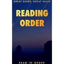 Reading Order: Lee Child: Jack Reacher in Order