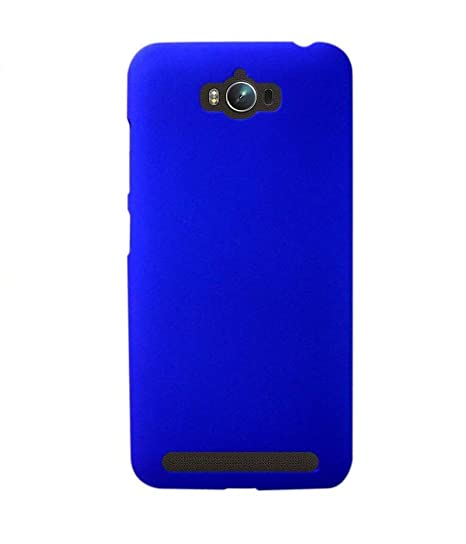 competitive price 2195a 72c1b COVERNEW Back Cover for Asus Zenfone Max Z010D - Purple: Amazon.in ...