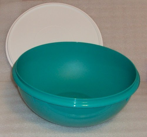 Teal Mix - Tupperware Fix N Mix Bowl, Toucan Teal Rare