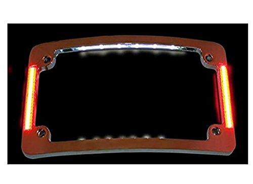 Custom Dynamics Frame Lp Tri Radius Blk TF06-B by Custom Dynamics