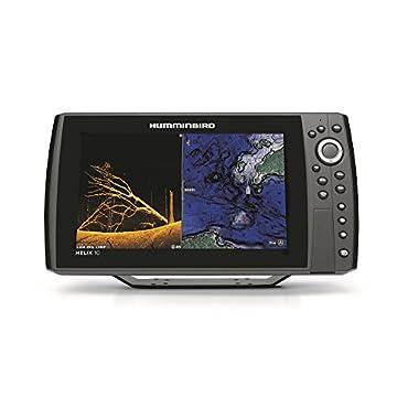 Humminbird Helix 10 Chirp Mega DI GPS G2N Combo (410510-1)