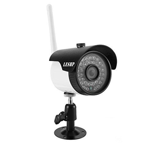 LESHP Security Wireless Surveillance Waterproof