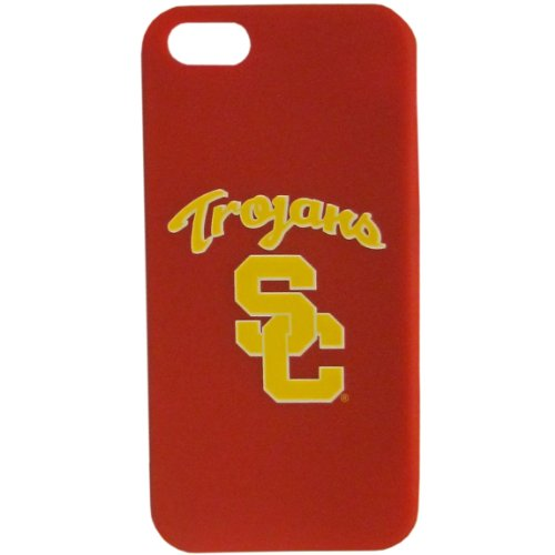 NCAA USC Trojans iPhone 5 Silicone Case