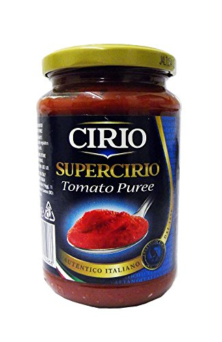 Price comparison product image Cirio - Tomato Puree - 350g (pack of 2)