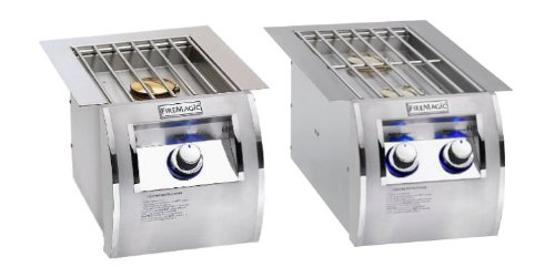 Single Side burner Assembly by Fire Magic Grills