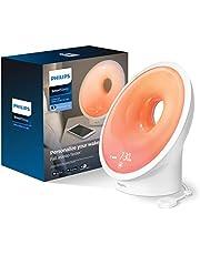 Philips HF3670/60 SmartSleep Connected Sleep and Wake-Up Light, Personalized Sunrise and Sunset, SleepMapper App Enabled, Sleep Environment