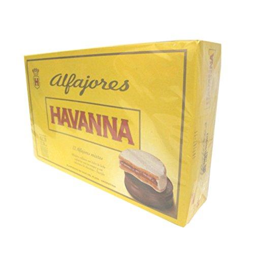 Havanna Alfajores Mixtos x 12 unidades - 612 grams (21.58oz) by Havanna