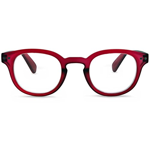 (The Portland Reading Glasses (Red, 1.50))
