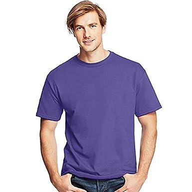 Hanes Adult 5.2 oz ComfortSoft Cotton/T-Shirt 5280