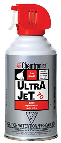 Chemtronics ES1015 Duster, Economical, 10 oz. (Pack of 12) ()