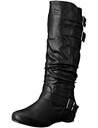 Women's Cammie-WC Slouch Boot