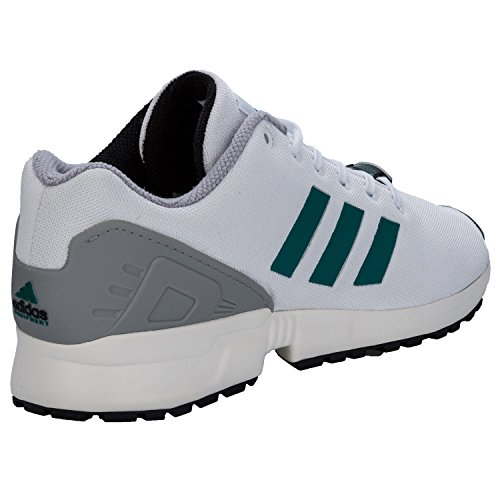 Adidas ZX Flux, ftwr white/sub green/chalk white ftwr white/sub green/chalk white