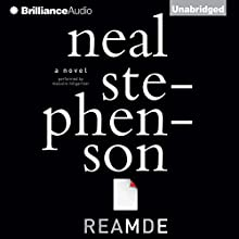 Reamde Audiobook by Neal Stephenson Narrated by Malcolm Hillgartner