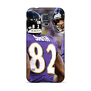 Case Cover Baltimore Ravens Players/ Fashionable Case For Galaxy S5