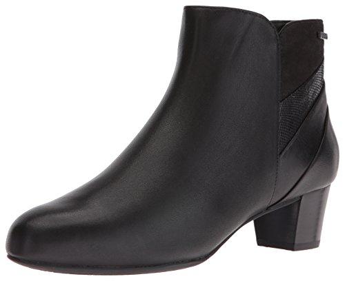 Rockport Frauen Cherith Schuhe Black Lthr W