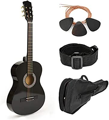 Guitarra clásica para niños de 30 pulgadas, guitarra acústica para ...