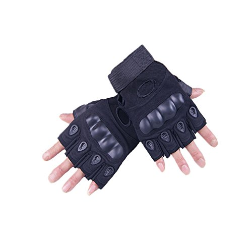 Tactical Gloves Military Hard Knuckle Outdoor Gloves for Men Fit for Cycling Motorcycle Hiking Camping Powersports Airsoft Paintball