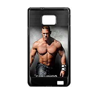 Slim Phone Cases For Children Print With Wwe John Cena For S2 Galaxy Samsung Choose Design 1