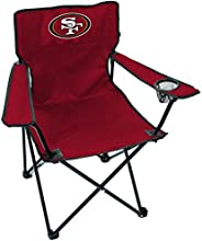 NFL San Francisco 49Ers Unisex LP0055NFL Game Day Elite Chair, Red, Adult