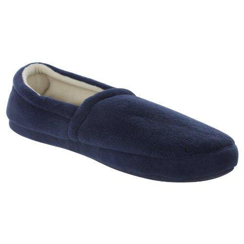 Mens Fleece Lined Slippers