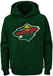 Outerstuff NHL Youth 8-20 Team Color Performance Primary Logo Pullover Sweatshirt Hoodie
