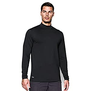 Under Armour Men's ColdGear Infrared Tactical Fitted Mock
