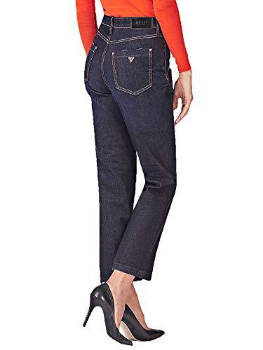Myra W83a02d2hl2 Stretch Modello Con Chino Guess Fondo Dritti Alta Cerniera Slim Bottone Chiusura Lampo Chino E Jeans Denim Vita Gamba Vestibilità 4qwCx5g