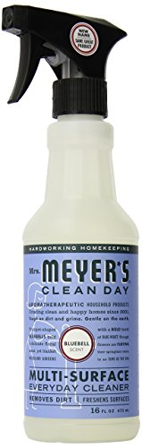 Mrs. Meyer's Clean Day Multi-Surface Everyday Cleaner, Bluebell, 16 fl oz