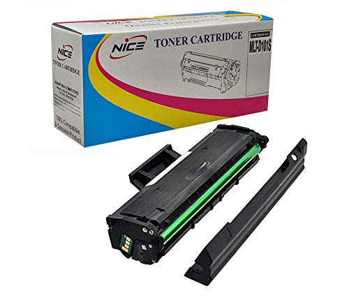 Nice 111/D111S Toner Cartridge Compatible for Samsung SL-M2070, SL-M2070F, SL-M2070FW, SL-M2070W, SL-M2071, SL-M2071F, SL-M2071FW, SL-M2071W, M2022, SL-M2010, M2020W, M2010W, M2021, M2021W, M2022W (Set of 1 PCs)