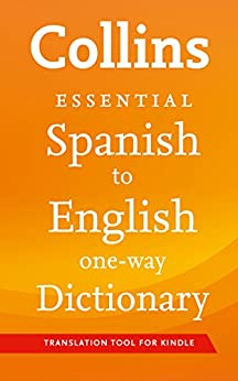 amazon collins spanish-english dictionary