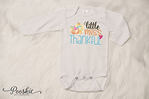 fbc6d1242 Thanksgiving Baby Outfit, Thankful Shirt, Thanksgiving Infant Shirt, Little  Miss Thankful Shirt, Autumn Baby Outfit, Autumn Baby Shirt, Thanksgiving  Outfit ...