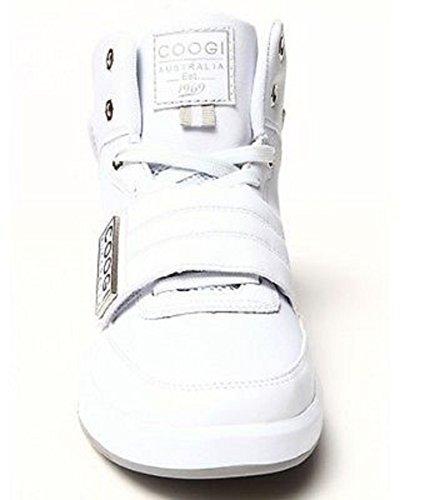 Coogi Stein Boy's Sneaker White (3.5)