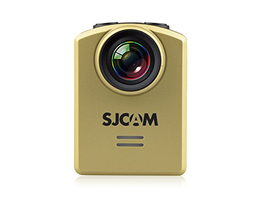 Original SJCAM M20 Ultra HD 1080P Action Camera 2.0'' LCD Screen Waterproof Remote Sport DV Camera (Gold) by SJCAM