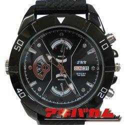 アキバカム 腕時計型カメラ TEM-490 8GB B01GX4FBK0