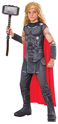 Rubie's Thor: Ragnarok Thor Value Child's Costume, (Thor Costumes Kid)