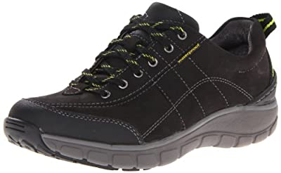 Clarks Women's Clarks Wave.Trek Lace-Up Fashion Sneaker by Clarks