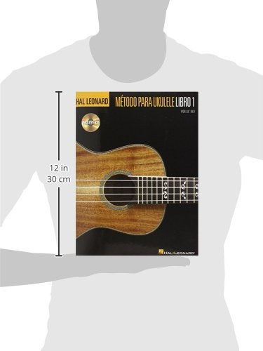 Hal Leonard Ukulele Method (Book & Audio Online): Amazon.es: Lil ...